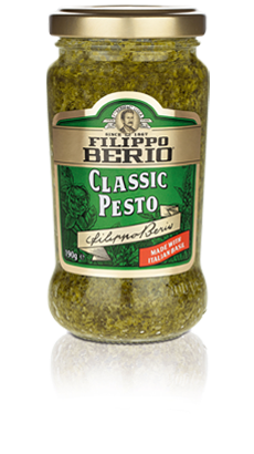 Filippo Berio Classic Pesto | Filippo Berio