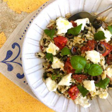 Kate pasta salad